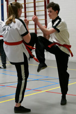 De Wing Chun Trainingen beginnen weer in Amsterdam